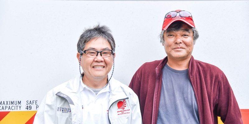 森村さんと表さん